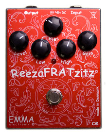 EMMA Electronic RF-2 ReezaFRATzizt II Overdrive / Distortion