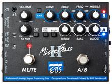 EBS MicroBass II 2 Channel Bass Preamp / DI