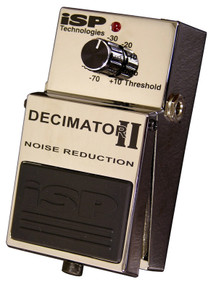 ISP Technologies Decimator II Noise Reduction pedal