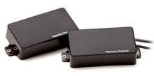 Seymour Duncan AHB-1 Blackouts Active Humbucker Set - black