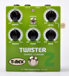 T-Rex The Twister 2 Stereo Chorus/Flanger