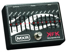 MXR KFK-1 Kerry King 10 Band EQ