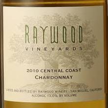 Raywood Vineyards Chardonnay (Central Coast)