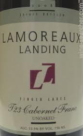 Lamoreaux Landing Cabernet Franc (New York)