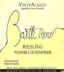 Barth Rene Gewurtraminer (Alsace)