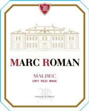 Marc Roman Malbec