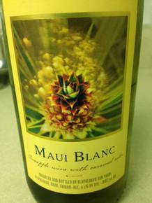 Maui Blanc Pineapple Wine