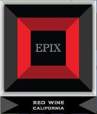 Epix California Red Wine
