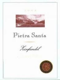 Pietra Santa Zinfandel