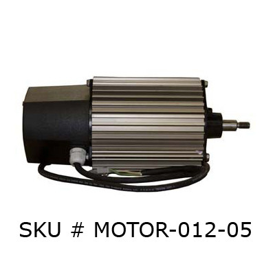 Direct Drive Variable Speed Motor Whitemore Supply