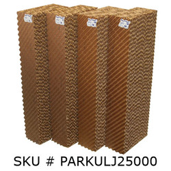 "Replacement Pad for 24"" Fan Unit Set of 4 - PARKULJ25000"