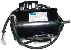 "1 h.p. 2 Speed Motor for 48"" Fan Units"