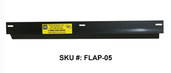 Pad Flap for Cyclone 3000 Fan - SKU: FLAP-05