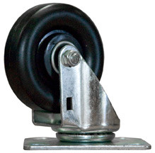 "4"" Non-Locking Casters"