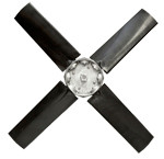 Fan Blade Assembly for JetStream 2400 Fan Model