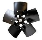 "16"" Fan Blade Assembly for HPVS Model"