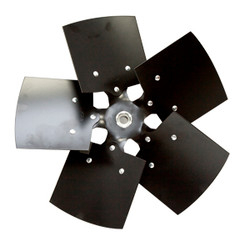 "16"" Vertical Tank Fan Blade Assembly"