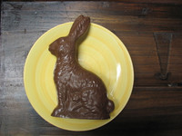 Milk Chocolate Bunny Rabbit-1 lb.