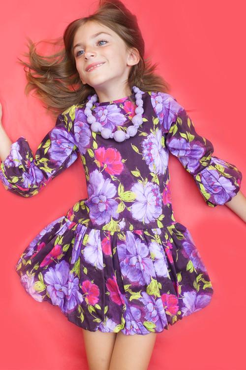 Toddler & Kids Milena Natalia Dress