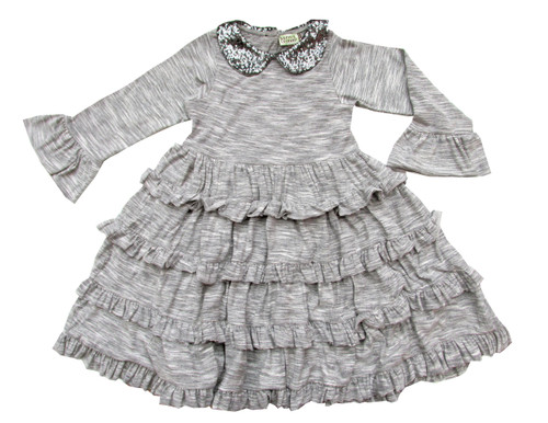Toddler & Kids Space Dyed Tatiana Dress