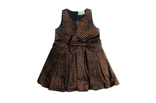 Sample Sale Cresta Dress Black Lily