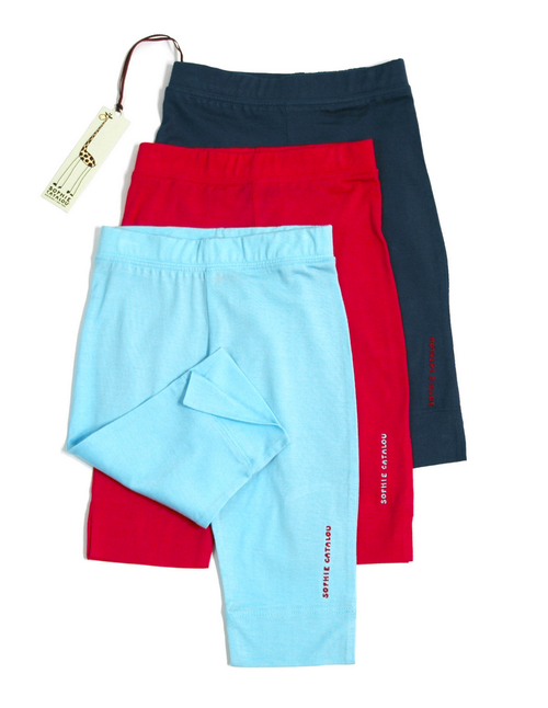 Sample Sale- Dark teal leggings