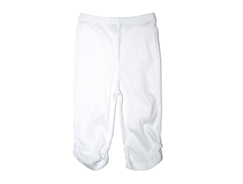 Sample Sale White Leggings 12m