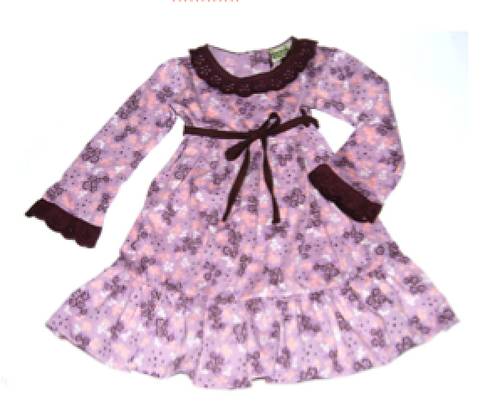 Sample Sale Moka Rebecca Knit Dress-Size12m