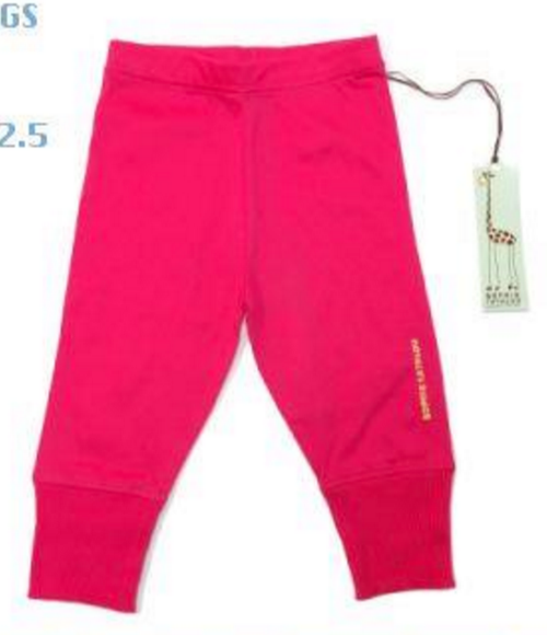 Sample Sale Fuchsia Pink Leggings