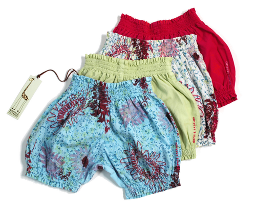 Sample Sale Blue printed bloomers