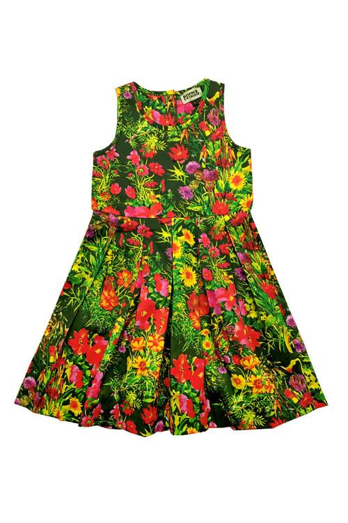 Toddler & Kids Saskia Pleated Dress