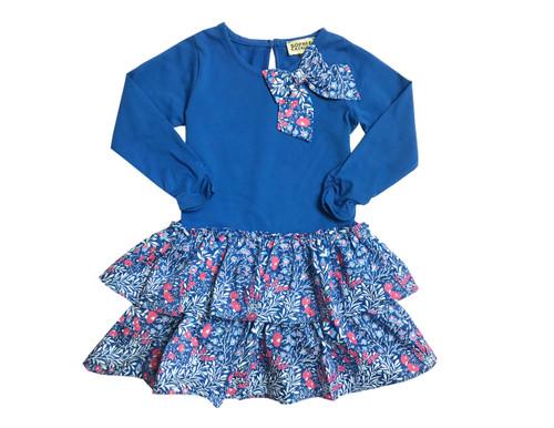 Sample Sale Adela Provence Drop-waist Dress