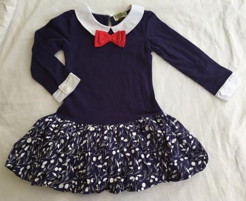 Sample Sale Noche Provence Bow Dress 2
