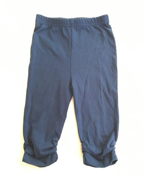 Sample Sale Noche Blue Leggings