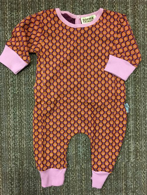 Sample Sale Sunshine Knit Romper