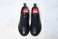 Samo Black Veg. Leather
