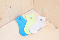 3 Color Pack of Socks