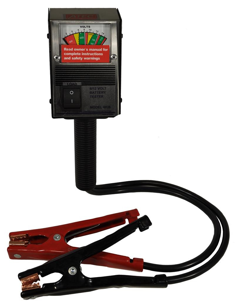 Hand Held Tester : Associated hand held battery load tester mile