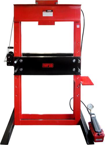 """Norco 78057A 50 Ton USA Air Hydraulic Press 6 1/4"""" Stroke"""