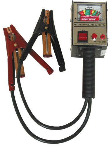 Associated Battery Load Testing & Alternator Tester