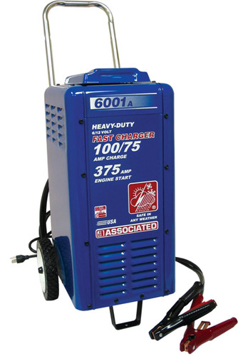 Associated 6/12 Volt Battery Charger - FREE SHIPPING