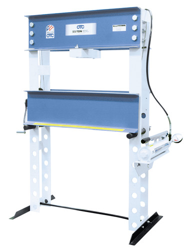 OTC 55 Ton Shop Press -- Economy Hand Pump