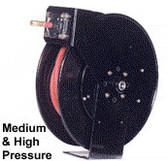 Hosetract LB-250 Low Pressure Air, Water, Antifreeze Hose Reel