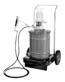 Graco 246913 50:1 35-70 lb Grease Pump Package w/Cart