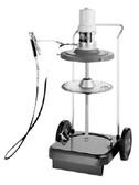 Graco 246916 50:1 120lb Grease Pump Package w/2 Wheel Cart