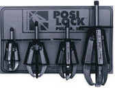Posi-Lock PM4S 2-10 Ton Puller Set