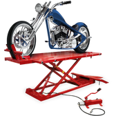 Ranger RML-1500XL Super-Stretch Motorcycle Lift