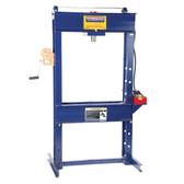 "Hein-Werner HW93301 25 Ton Air Shop Press - 6"" Stroke - Made in USA!"