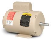Baldor AFL3524A 3 HP 3450 RPM TEAO Single Phase Fan Motor