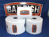 "Baileigh Industrial HS-1250P 1 1/4"" Round Pipe Hole Saw"